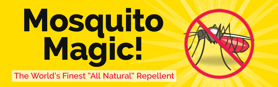 Get Mosquito Magic! The world